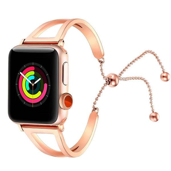 sophisticated apple watch band