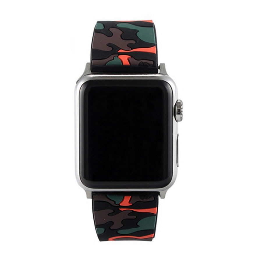 5c24e7e22 Camouflage Apple Watch Band - iWatch Strap Store